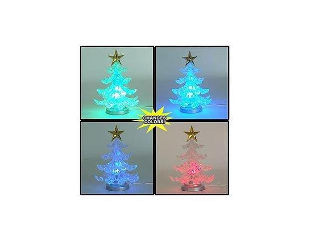 usb powered miniature christmas tree wmulticolor leds led christmas tree
