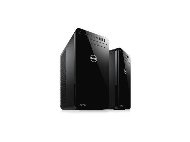 Dell XPS 8930 Tower Desktop, 8th Gen Intel 6-Core i7-8700 Upto 4 6GHz, 32GB  DDR4, 512GB SSD Plus 1TB HDD, NVIDIA GeForce GTX 1050 Ti 4GB, DVD-RW,