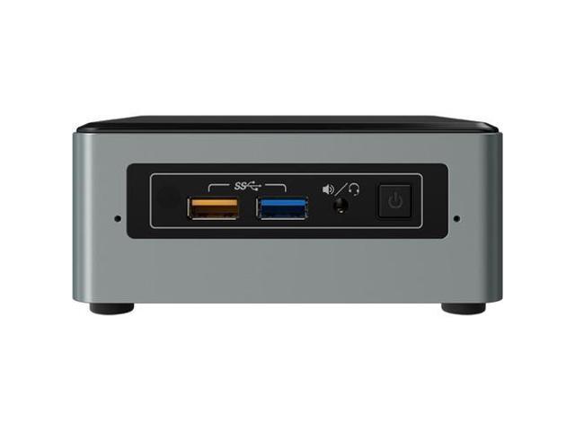 4k Support Intel NUC NUC6CAYH Mini PC//HTPC Intel Quad-Core Celeron J3455 1.5GHz Upto 2.3GHz Dual Monitor Capable Bluetooth WiFi Windows 10 Professional 64Bit 8GB DDR3L 120GB NVMe SSD