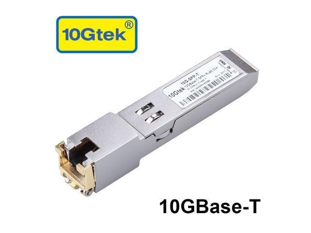 GP-10GSFP-T DELL Compatible 10GBASE-T SFP Copper RJ-45 30m Transceiver