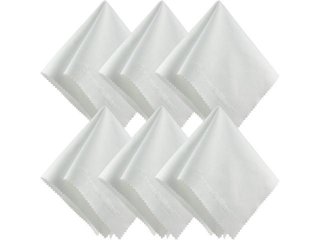 Glasses Screen,Camera,Tablets,Ipad,iPhone,Touch LCD TV Screens 5 Pack Microfiber Cleaning Cloth for Lens