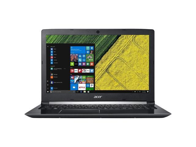 Acer Laptop Aspire A515-51-596K Intel Core i5 8th Gen 8250U (1 60 GHz) 8 GB  Memory 256 GB SSD Intel UHD Graphics 620 15 6