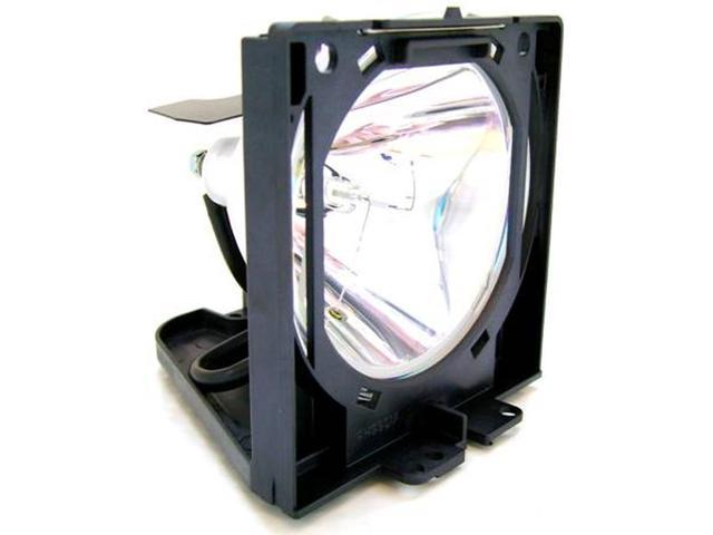 Replacement Lamp with Housing for EIKI LC-X999 with Philips Bulb Inside