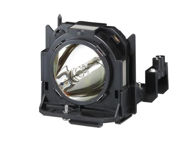 Replacement Lamp Assembly with Genuine Original OEM Bulb Inside for PANASONIC PT-VW435NU Projector Power by Ushio