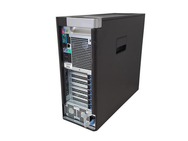 Dell Precision T3600 Workstation E5-2660 2 2GHz 8-Cores 4GB DDR3 No HDD  Quadro 600 No OS - Newegg com