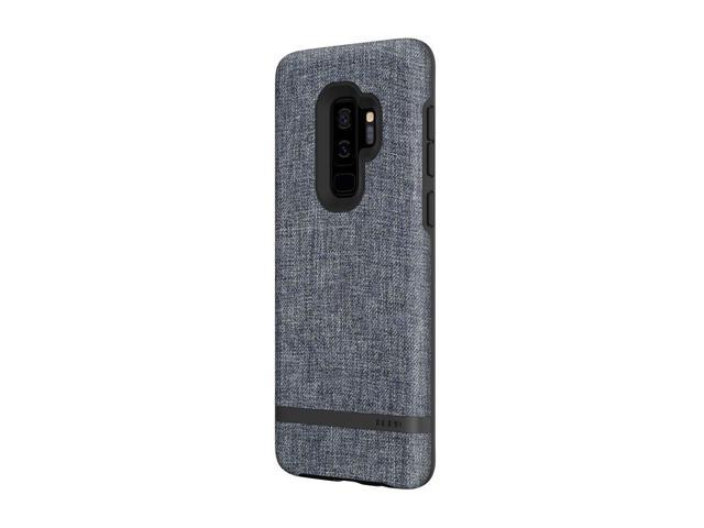 huge discount 86f00 5427c Incipio Carnaby Samsung Galaxy S9+ Case [Esquire Series] with Co-Molded  Design and Ultra-Soft Cotton Finish for Samsung Galaxy S9 Plus (2018)- Blue  - ...