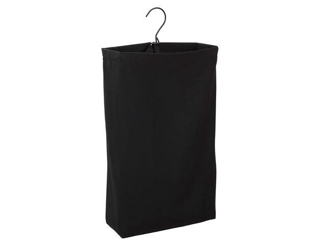 Household Essentials 149-1 Hanging Cotton Canvas Laundry