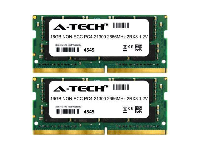 32GB Kit (2 x 16GB) for Dell Inspiron 7573 7577 7580 7586 7773 7786 Memory  Ram - Newegg com