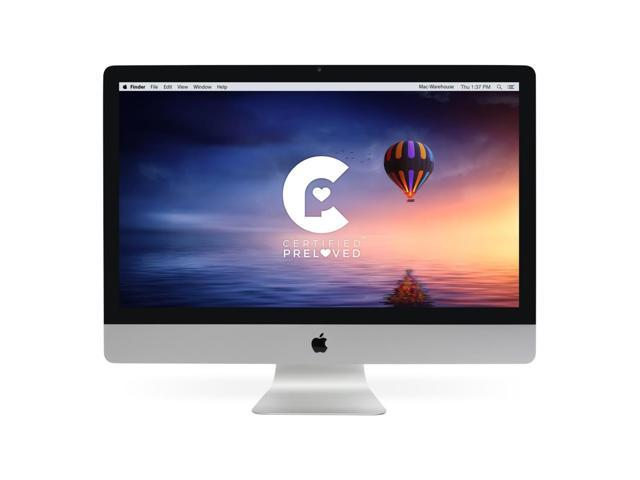 4gb 1tb D Desktops & All-in-ones Refurb Apple Imac 27 Core I5-760 Quad-core 2.8ghz All-in-one Computer