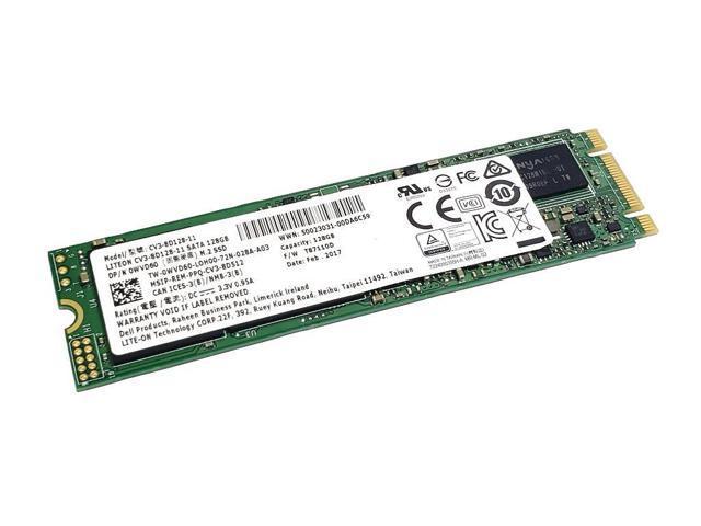 LITE-ON IT Technology Corp M.2 128GB CV3-8D128-11 0WVD60 WVD60