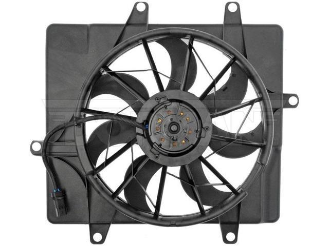 New Engine Radiator Cooling Fan Assembly Dorman 620 022