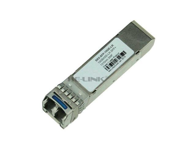 1310nm 10G SFP for Juniper QFX-SFP-10GE-LR EX-SFP-10GE-LR SFPP-10GE-LR 10GBASE-LR SFP+ Transceiver Module SMF DOM LC 10km