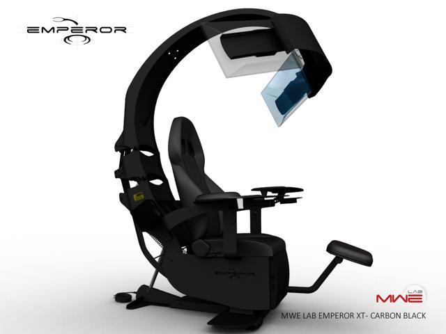 Emperor Gaming Chair >> Mwe Lab Emperor Xt Motorised Ergonomic Workstation Gaming Chair