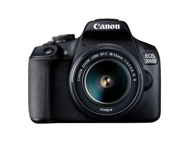 Canon 2000D Rebel T7 DSLR Camera