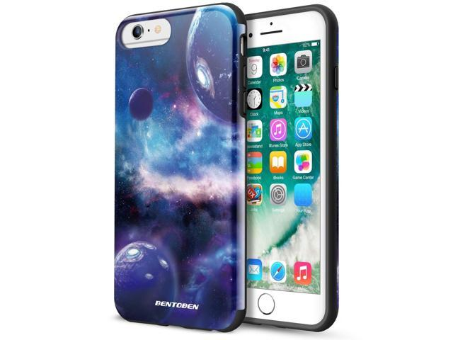 iPhone 6s Case Hybrid Slim Hard PC