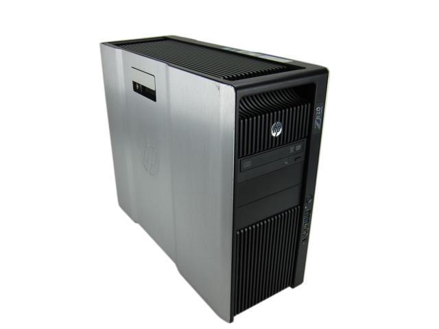 Refurbished: HP Z820 Workstation 2x E5-2660v2 2 2GHz 10C 128GB 480GB SSD  4TB K5000 W10Pro - Newegg com