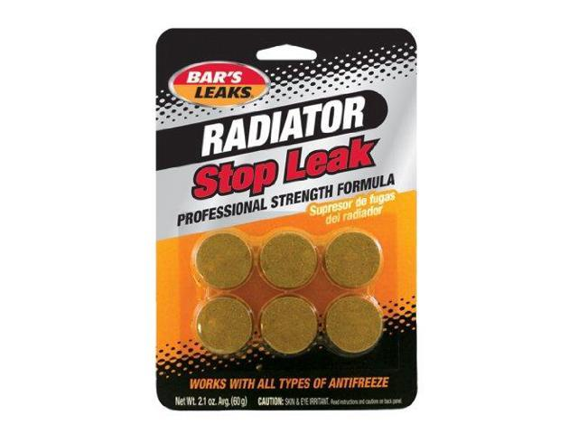 60 grams Professional Strength 4 PackBar/'s Leaks HDC Radiator Stop Leak Tablet
