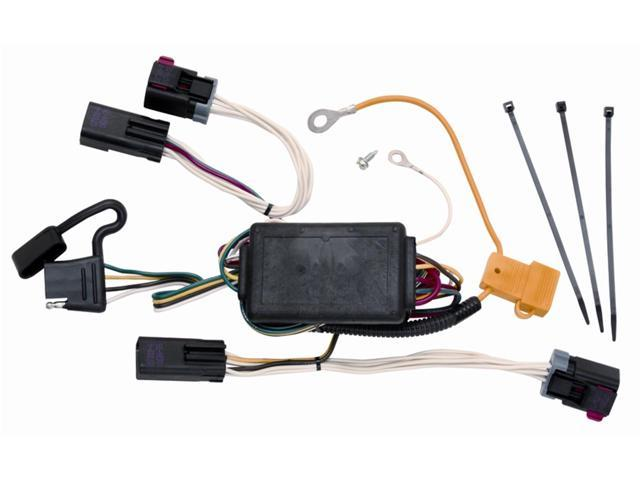 118406 t one trailer hitch wiring harness chrysler 300. Black Bedroom Furniture Sets. Home Design Ideas