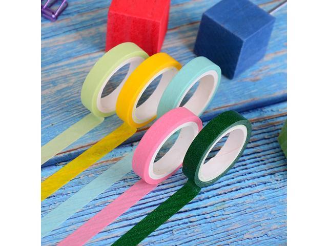 DIY Washi Tape Paper Masking Tape Scrapbook Decorative Adhesive Sticker Decor
