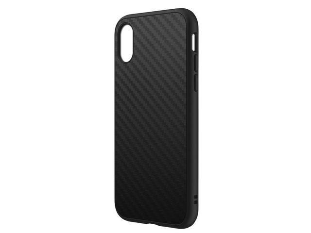 Rhinoshield Solidsuit Case For Iphone X Carbon Ssa0106449 Newegg Com
