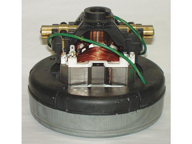 AMETEK LAMB Vacuum Mtr//Blwr,Thru-Flow,1 Stge,1 Spd 116668-50