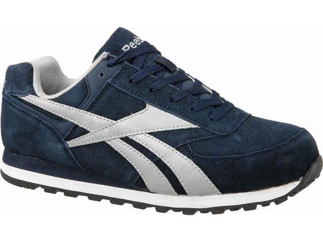 db297bd4d65dd Reebok Men's Athletic Work Shoes, Steel Toe Type, Navy Blue, Size 8-1/2M -  Newegg.com