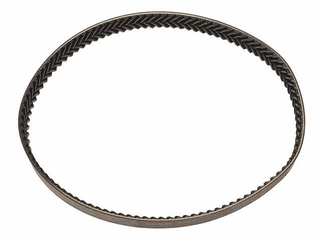 continental contitech industrial timing belt nitrile rubber w-1440