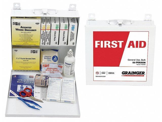 Acme United First Aid Kit White 54622 - Newegg com