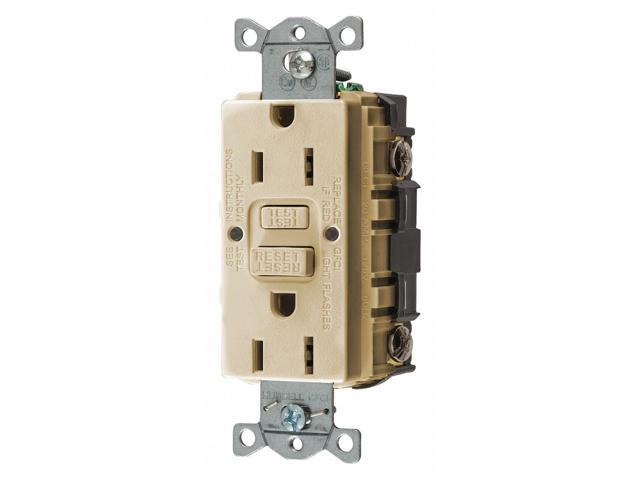 Super Hubbell Wiring Device Kellems Gfrst15I Gfci Receptacle Wiring Digital Resources Funapmognl