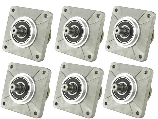 Six (6) Pack Erie Tools Lawn Mower Deck Spindle Assembly Fits MTD 918-0240  918-0240A 918-0240C 918-0430A 918-0430B 918-0430C - Newegg com