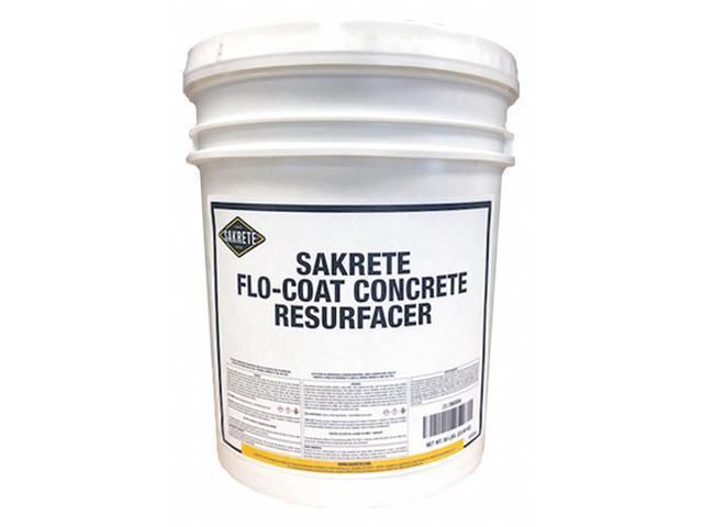 SAKRETE 120034 Concrete Refinisher,Pail,50 lb ,Gray G0465361 - Newegg com