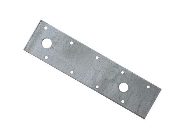 """10 Pk Simpson Strong-Tie 12/"""" L x 8/"""" H x 2/"""" W Galv Steel T Strap Brace Tie 128T"""