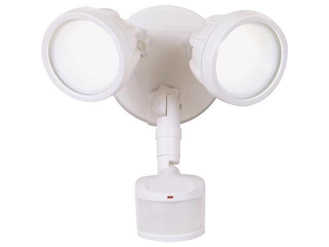 Cooper Lighting Led White Mtn Securty Light Mst18r17lw Newegg