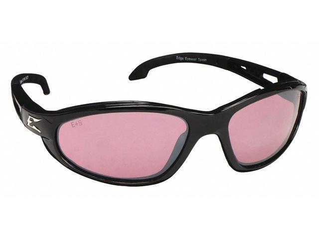 Black with Smoke Anti-Fog Lens Edge Eyewear SW116AF Dakura Safety Glasses