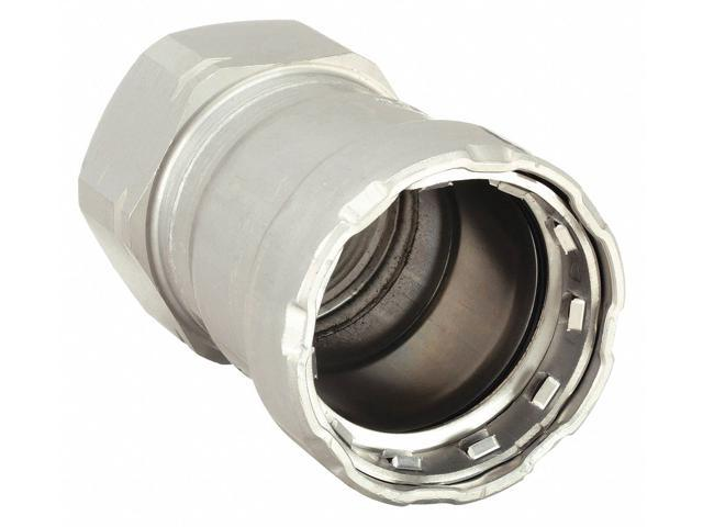 Viega Megapress Adapter Carbon Steel 25575 P: 3//4, 10//Each