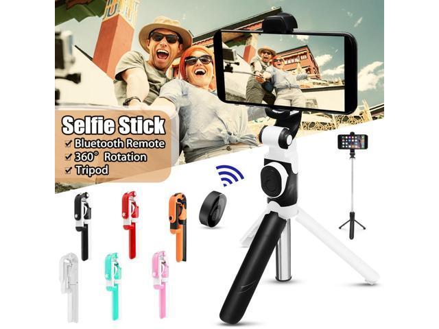 bluetooth Selfie Stick Remote Shutter Handheld Extendable Cellphone Selfie  Stick Tripod Monopod Holder for Android for Xiaomi - Newegg com