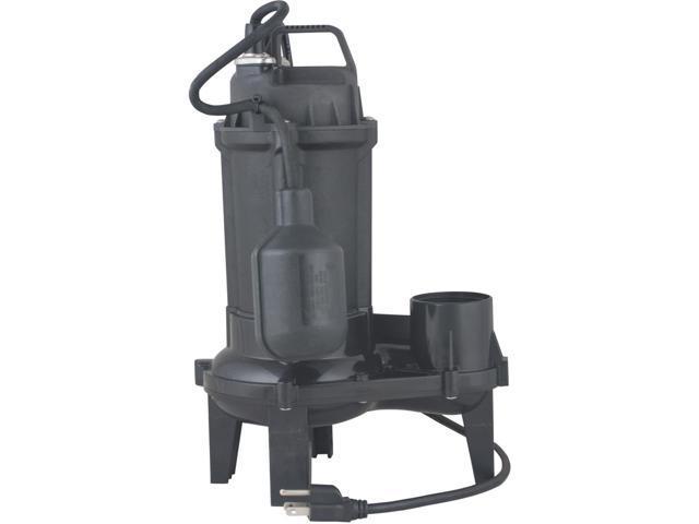 PENTAIR WATER 176950 1//3 hp Cast Iron /& Zinc Sump Pump