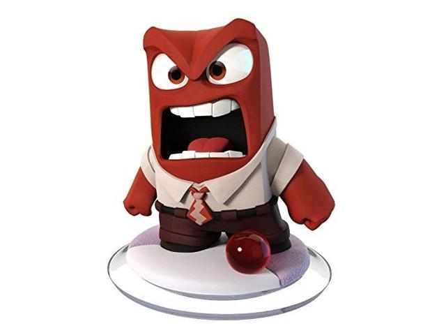 disney infinity 3 0 edition: inside out anger figure no retail package -  Newegg com