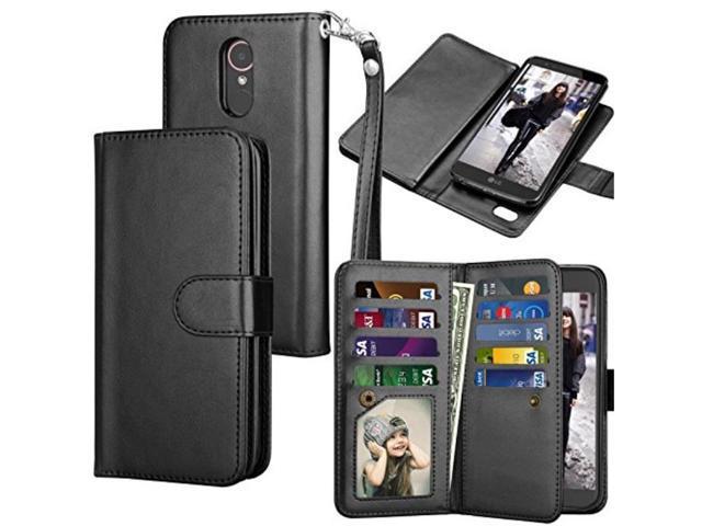 buy popular 2c04d 0db88 tekcoo for lg stylo 3 wallet case, tekcoo lg stylo 3 plus pu leather case,  luxury id cash credit card slots holder carrying flip folio cover ...