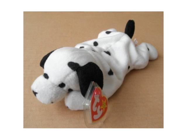 Details about  /Ty Beanie Babies Dotty The Dalmatian NEW MINT CONDITION