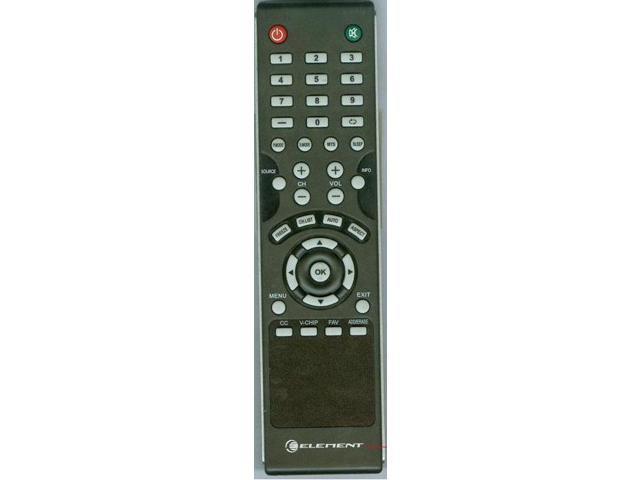 New Element TV REMOTE JX8061A JX-8061A for LC32GL12 ELCFW327 ELDFW406  ELCFW326 - Newegg com