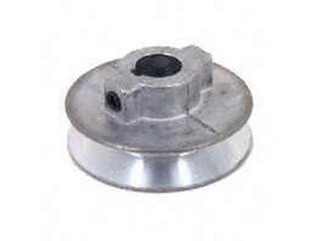 """NEW CHICAGO DIE CASTING 6401210 1 3//4/"""" X 3//4/"""" BORE SINGLE GROOVE V-BELT PULLEY"""