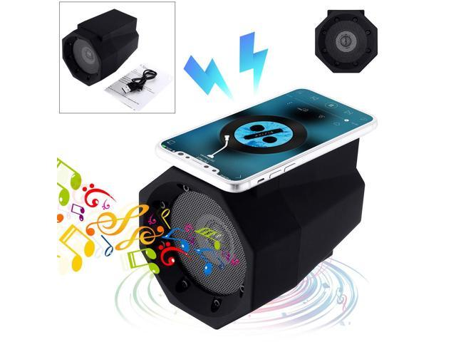 Wireless Boom Box Touch Speaker Resonance Speaker Smart Phone Connection Speaker