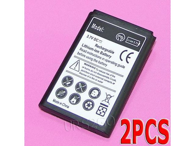 New 2x 1550mAh Standard Battery for Samsung Rugby 4 SM-B780A AT&T Feature  Phone - Newegg com