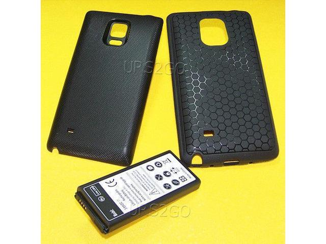 new product df36b 0f838 High 8550mAh Extended Battery Back Cover Case For Samsung Galaxy Note Edge  N915V - Newegg.com