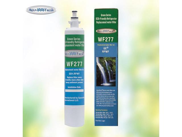 Fits GE Appliance CYE22TSHSS Refrigerators 3 Pack Aqua Fresh Water Filter