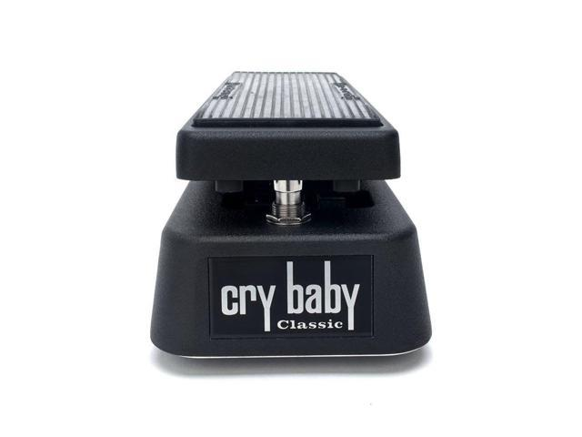 Dunlop GCB95F Cry Baby Classic Fasel Inductor Wah Guitar Effects Pedal -  Newegg com