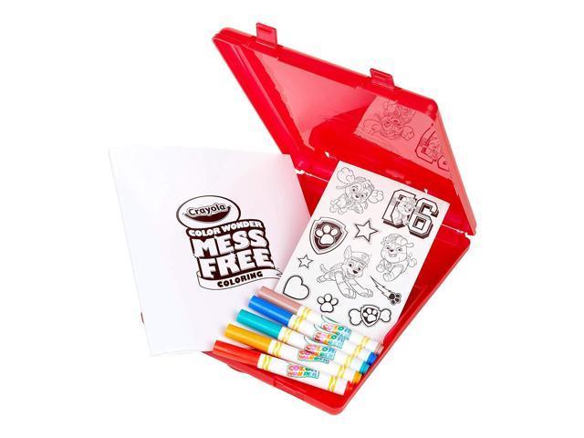 Crayola Paw Patrol Coloring Book Travel Coloring Kit - Newegg.com
