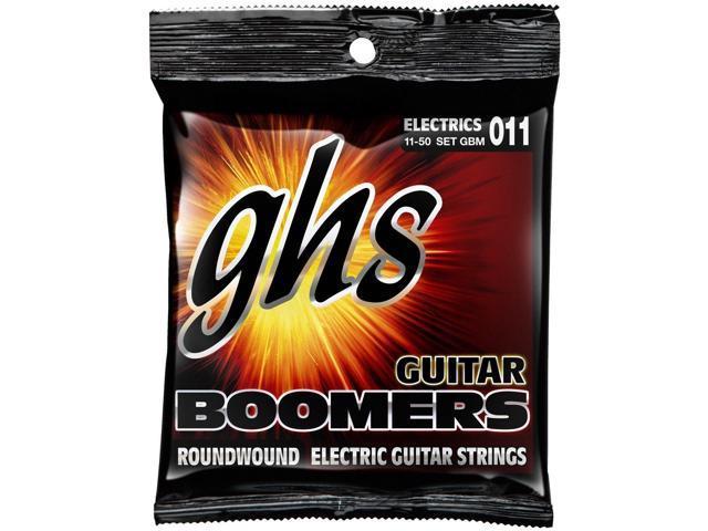 ghs gbm guitar boomers electric guitar strings. Black Bedroom Furniture Sets. Home Design Ideas