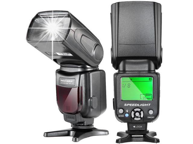 Neewer NW-561 Flash for Canon 5D Mark III, 5D Mark II, Rebel T5i T4i T3i T3  T2i - Newegg com